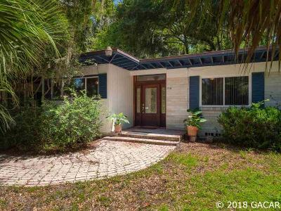Gainesville Single Family Home For Sale: 616 SW 21st Avenue