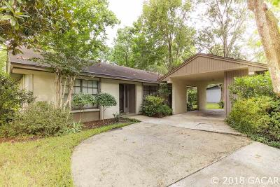 Gainesville Single Family Home For Sale: 6613 NW 29 Street
