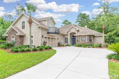 Gainesville Single Family Home For Sale: 2049 NW 109th Terrace