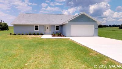 Dunnellon Single Family Home For Sale: 21985 SW 6th Lane