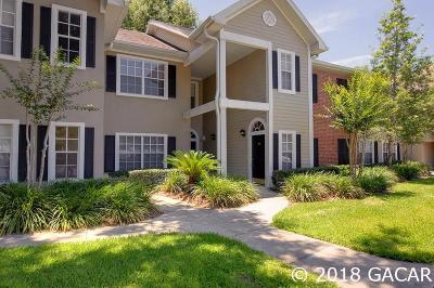 Gainesville Condo/Townhouse For Sale: 10000 SW 52ND Avenue #Q-96