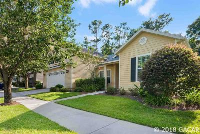 Gainesville Single Family Home For Sale: 1736 NW 100 Drive