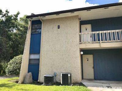 Gainesville Condo/Townhouse For Sale: 2811 SW ARCHER Road #X202