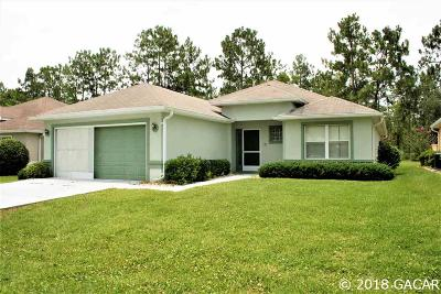 Ocala Single Family Home For Sale: 6358 SW 117 Loop