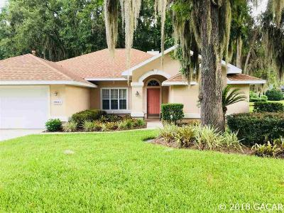 Gainesville FL Single Family Home For Sale: $295,000