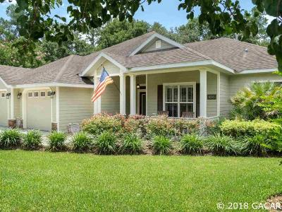 Gainesville Single Family Home For Sale: 8595 SW 80th Place