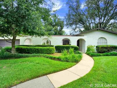 Gainesville Single Family Home For Sale: 3960 NW 38th Place