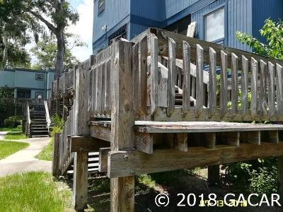 Gainesville FL Condo/Townhouse For Sale: $19,900