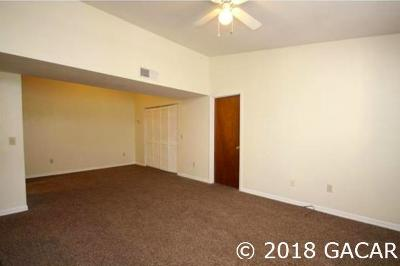 Gainesville FL Condo/Townhouse For Sale: $104,900