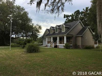 Melrose Single Family Home For Sale: 6873 County Road 214