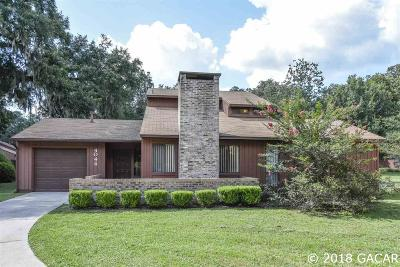 Gainesville FL Single Family Home For Sale: $144,980