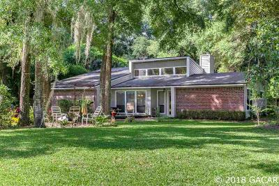 Gainesville FL Single Family Home For Sale: $274,000
