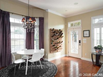 Gainesville FL Single Family Home For Sale: $390,000