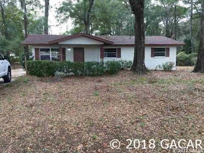 High Springs Single Family Home For Sale: 20202 N US Hwy 441