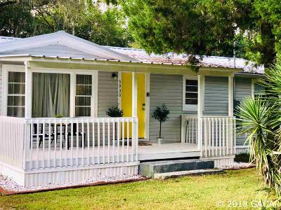 Micanopy Single Family Home For Sale: 5930 NW 214TH Lane