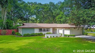 Gainesville FL Single Family Home For Sale: $220,707