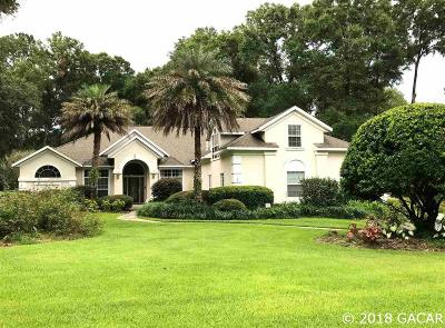 Gainesville FL Single Family Home For Sale: $649,900