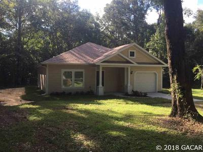 Alachua Single Family Home For Sale: 21206 NW County Road 241