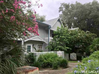 Gainesville FL Condo/Townhouse For Sale: $68,000