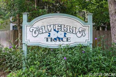 Gainesville FL Condo/Townhouse For Sale: $132,500