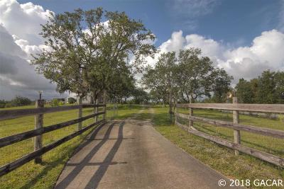 Williston FL Single Family Home For Sale: $140,000