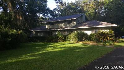 Single Family Home For Sale: 1000 NW 112TH Terrace