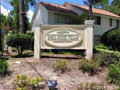 Gainesville FL Condo/Townhouse For Sale: $67,000
