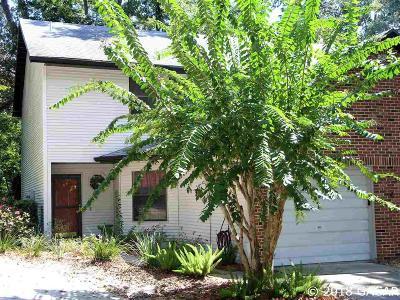 Gainesville FL Condo/Townhouse For Sale: $169,500