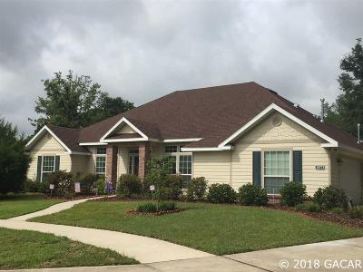 Alachua Single Family Home For Sale: 15373 NW 149TH Road