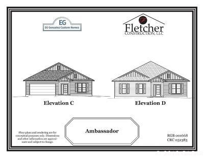 Alachua Single Family Home For Sale: 15835 NW 121ST Lane