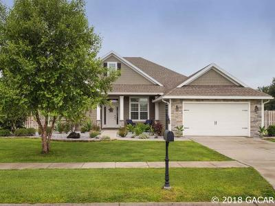 High Springs Single Family Home For Sale: 16484 NW 202ND Drive