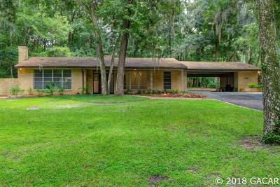 Gainesville Single Family Home For Sale: 7 NW 23rd Street