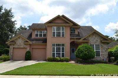 Gainesville Single Family Home For Sale: 4175 NW 37th Terrace