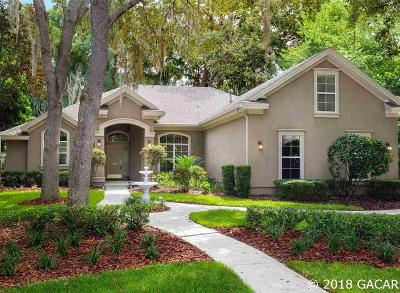 Gainesville Single Family Home For Sale: 3207 SW 98TH Drive