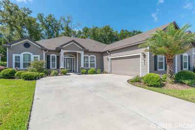 Gainesville Single Family Home For Sale: 7979 SW 80th Lane