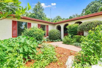 Alachua Single Family Home For Sale: 9007 NW 176th Terrace