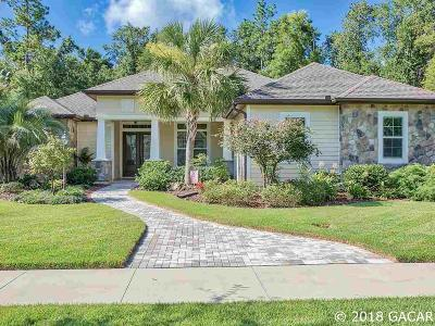 Gainesville Single Family Home For Sale: 10385 SW 41st Avenue