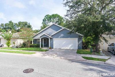 Gainesville Single Family Home For Sale: 2122 NW 52ND Place