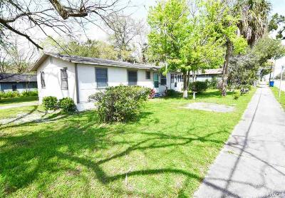 Newberry Single Family Home For Sale: 602 NW 250 Street