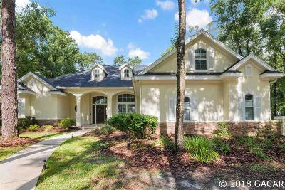 Gainesville Single Family Home For Sale: 4428 SW 105th Drive