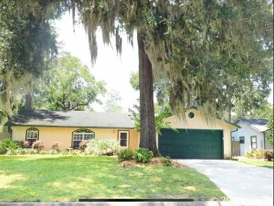 Gainesville Single Family Home For Sale: 2728 NW 48 Terrace