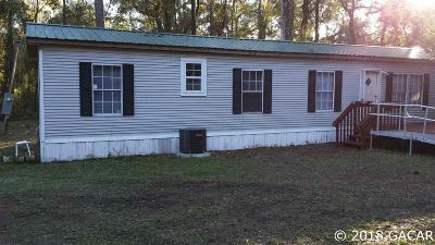 Alachua Single Family Home For Sale: 15673 Hipp Way