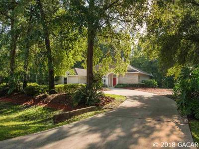Gainesville Single Family Home For Sale: 4229 SW 77th Street