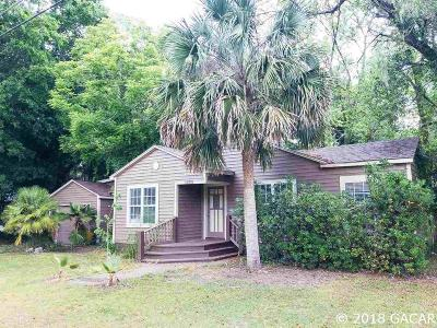 High Springs Single Family Home For Sale: 18709 NW 246 Street