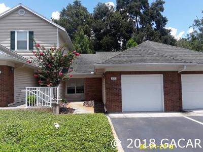 Newberry Condo/Townhouse For Sale: 13200 W Newberry Road #K-57