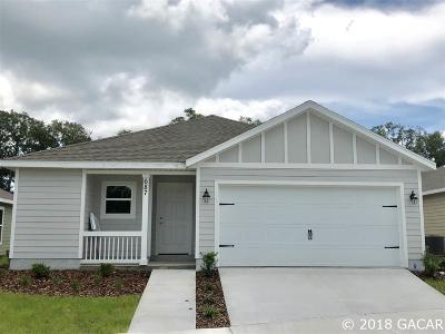 Newberry Single Family Home Pending: 830 SW 251st Way