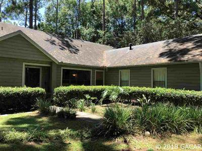Gainesville Single Family Home For Sale: 7943 SW 47TH