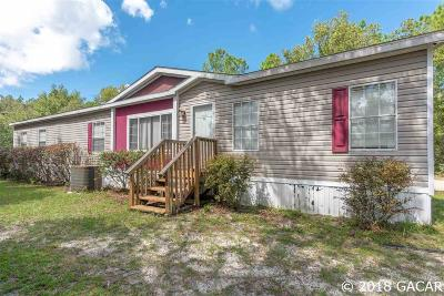 Bronson Single Family Home For Sale: 260 ISHIE AVE Ishie Avenue