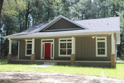 High Springs Single Family Home For Sale: 25849 NW 206 Place