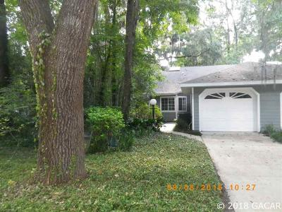 Gainesville Condo/Townhouse For Sale: 901 SW 51 Way